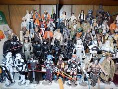 Kingston Estate Sale Star Wars